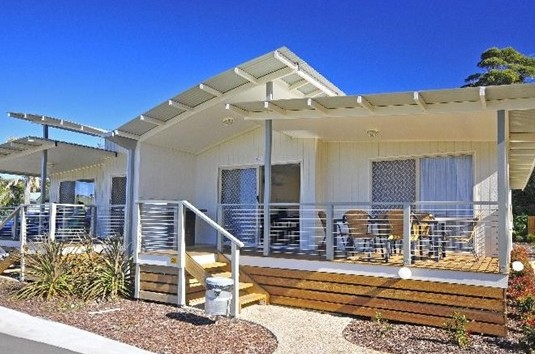BIG4 Easts Beach Holiday Park - Tourism Canberra