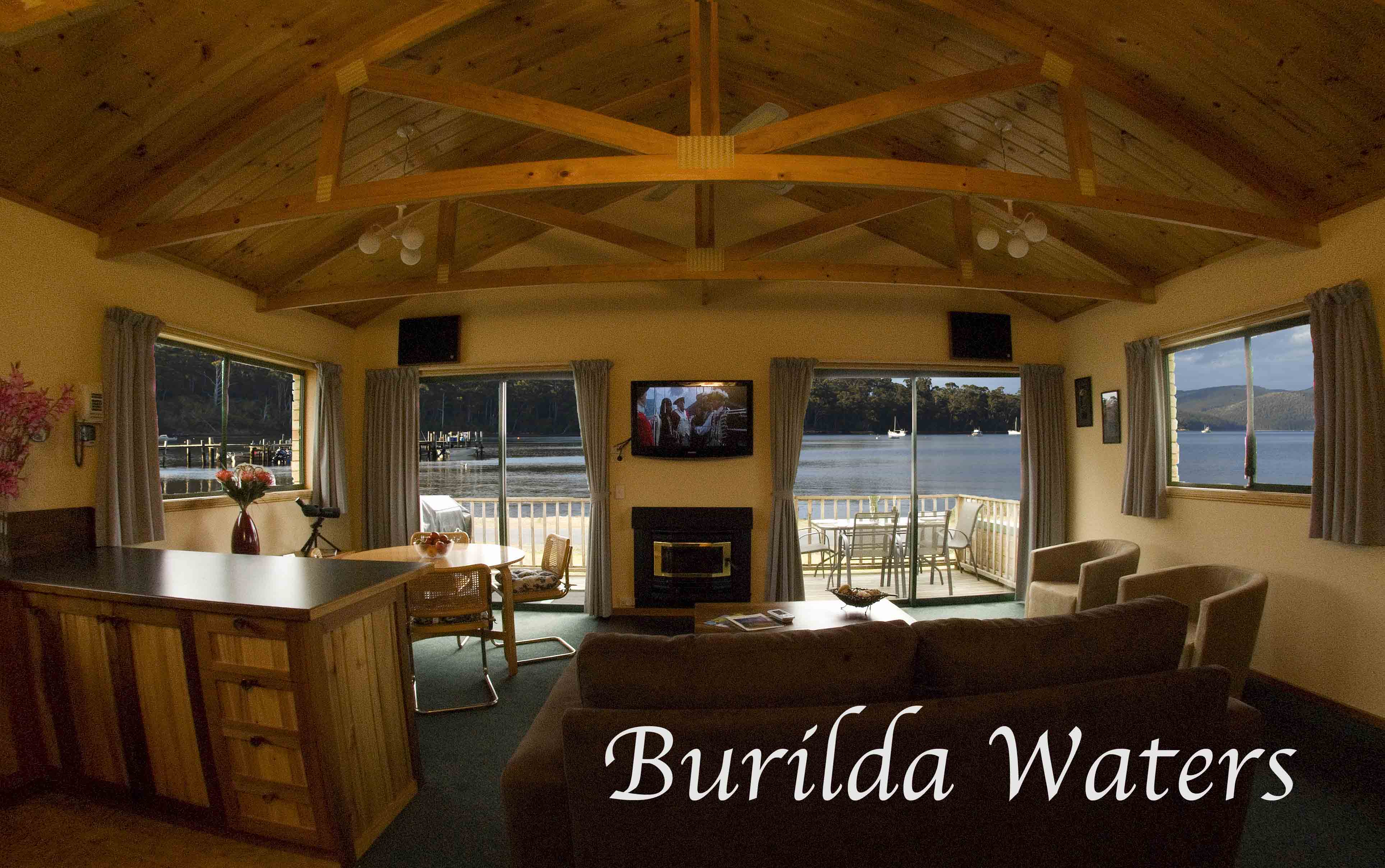 Burilda Waters Port Arthur Waterfront Accommodation - Tourism Canberra