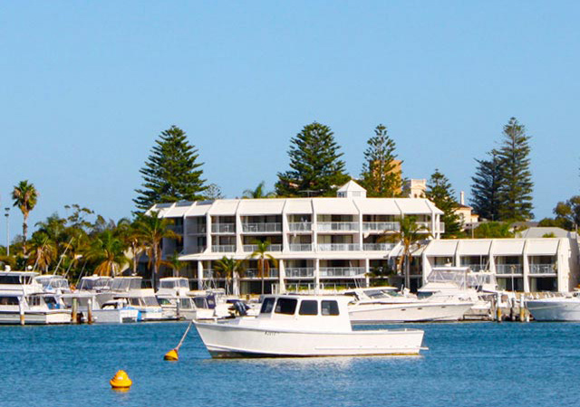 Pier 21 Apartment Hotel Fremantle - Tourism Canberra