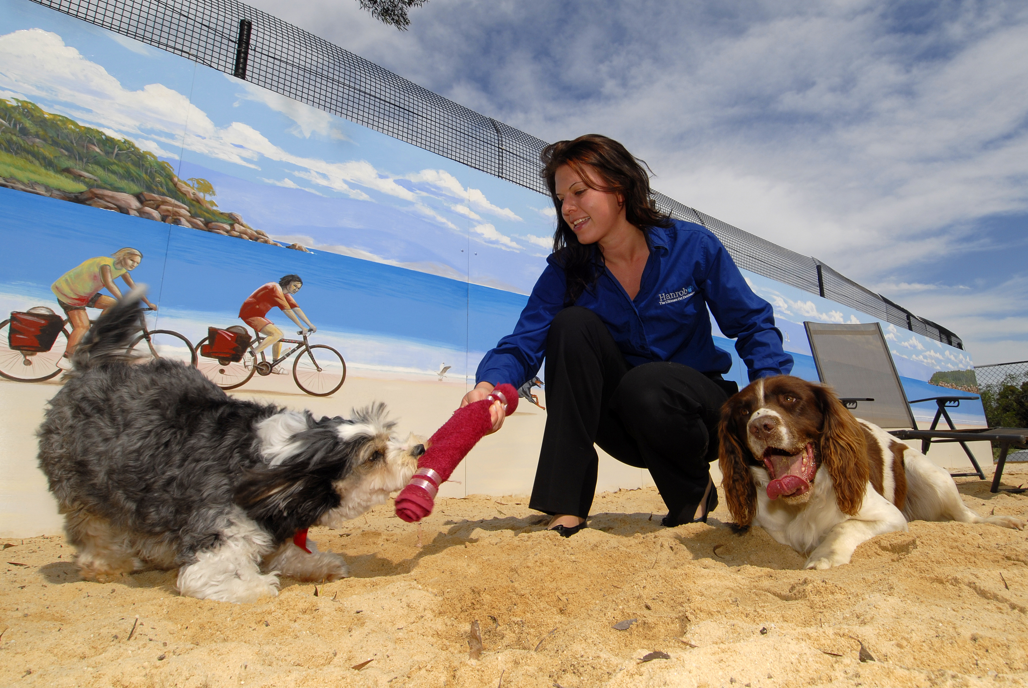 Hanrob Pet Hotels - Tourism Canberra