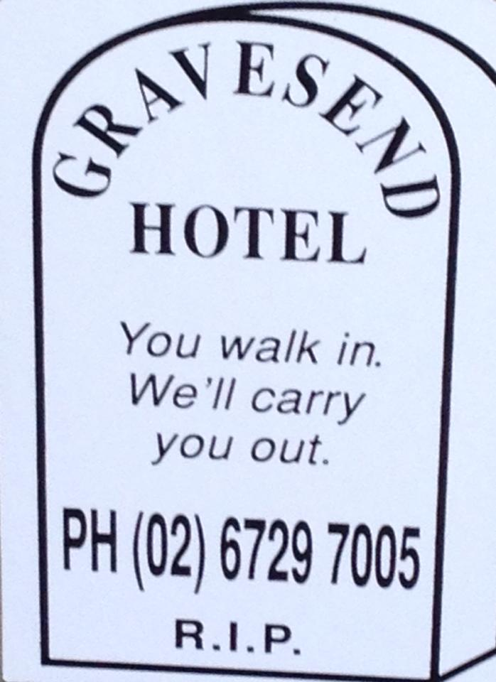 Gravesend Hotel - Tourism Canberra
