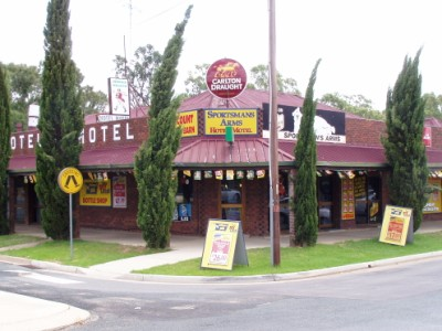 Sportsmans Arms Hotel Motel - Tourism Canberra