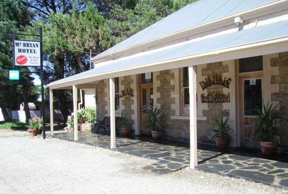 Mount Bryan Hotel - Tourism Canberra