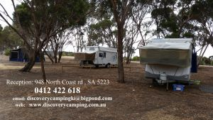 Discovery Lagoon  Caravan  Camping Grounds - Tourism Canberra
