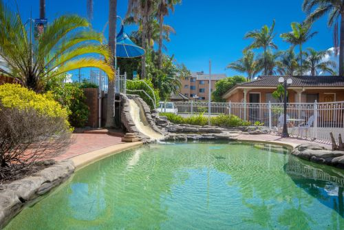 Sapphire Palms Motel - Tourism Canberra