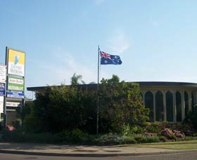 Country Motor Inn - Tourism Canberra