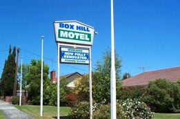 Box Hill Motel - Tourism Canberra