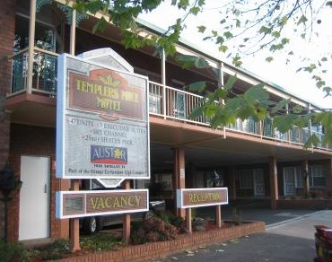 Templers Mill Motel - Tourism Canberra