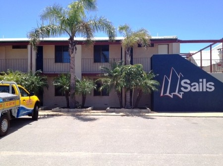 Sails Geraldton Accommodation