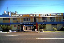 Monto Three Moon Motel - Tourism Canberra