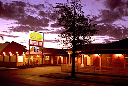 Dalby Mid Town Motor Inn - Tourism Canberra