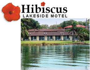 Hibiscus Lakeside Motel - Tourism Canberra