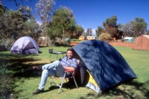 Voyages Ayers Rock Camp Ground - Tourism Canberra