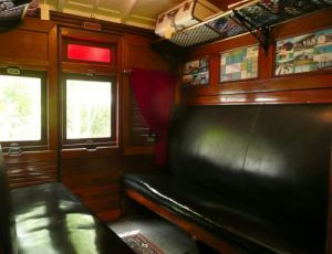 Mt Nebo Railway Carriage amp Chalet - Tourism Canberra