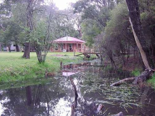 Kangaroo Gully Cottage - Tourism Canberra
