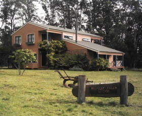 Moffat Falls Lodge And Cottages - Tourism Canberra