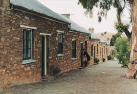 Burra Heritage Cottages - Tivers Row - Tourism Canberra