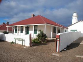 Cape Willoughby Lighthouse Keepers Heritage Accommodation - Tourism Canberra