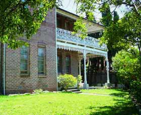 Old Rectory Bed And Breakfast Guesthouse - Sydney Airport - Tourism Canberra