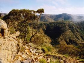 Bendleby Ranges - Tourism Canberra