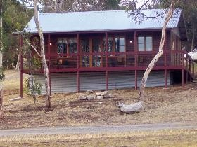 Ivybrook Vineyard Cottage - Tourism Canberra