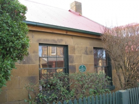 Amelia Cottage - Tourism Canberra