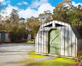 Discovery Holiday Parks Cradle Mountain Cosy Cabins - Tourism Canberra