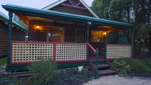 Trawool Cottages  Farmstay - Tourism Canberra