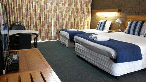 Barooga Country Inn Motel - Tourism Canberra