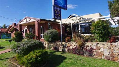 Murray River Motel - Tourism Canberra