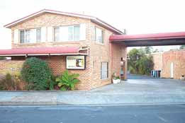 Clock Tower Motor Inn - Tourism Canberra