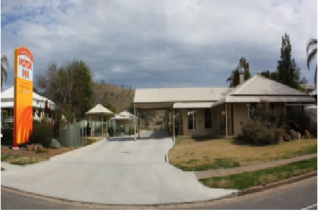 Country Roads Motor Inn - Gayndah - Tourism Canberra