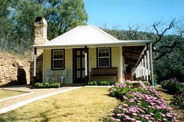 Price Morris Cottage - Tourism Canberra