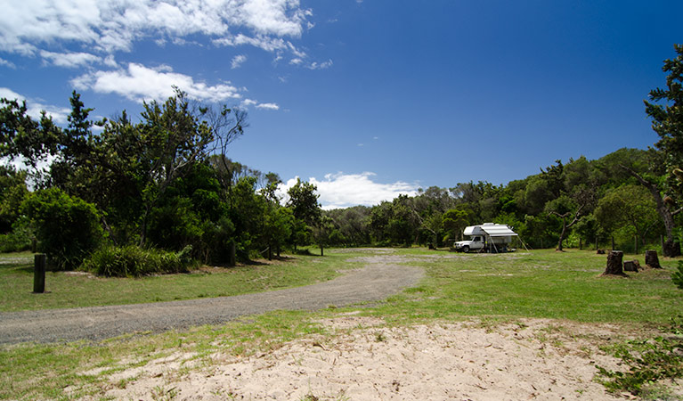 Banksia Green campground - Tourism Canberra