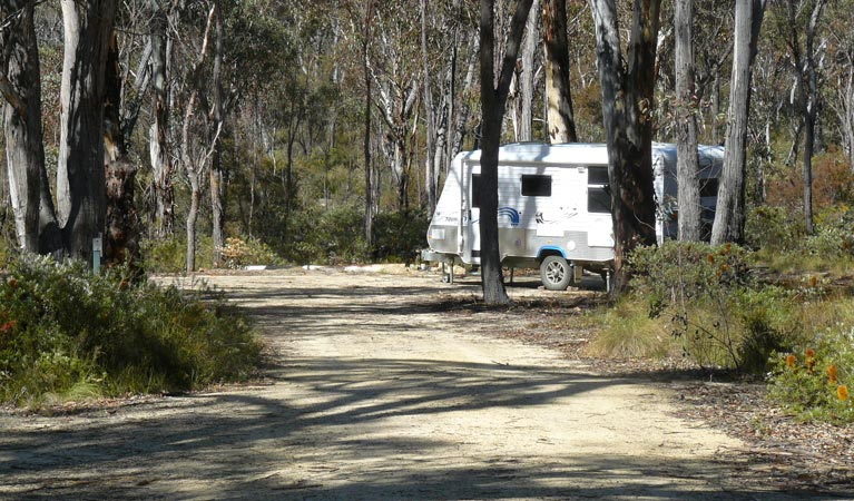 Blatherarm campground and picnic area - Tourism Canberra