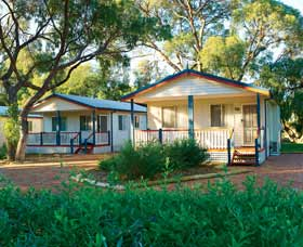 Woodman Point Holiday Park - Aspen Parks - Tourism Canberra