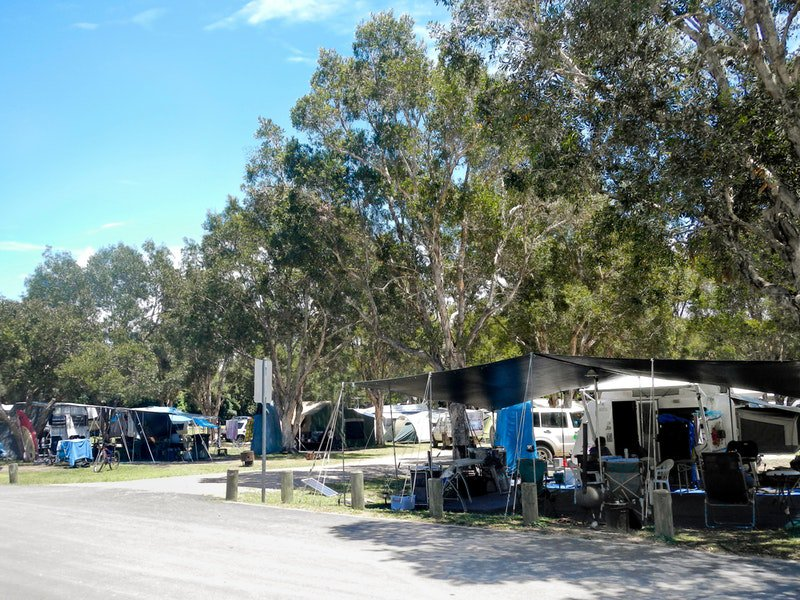 Diamond Head campground - Tourism Canberra