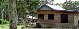 Banksia Lake Cottages - Tourism Canberra