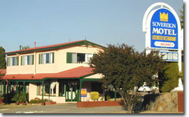 Sovereign Motor Inn Cooma - Tourism Canberra