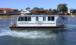 Dolphin Houseboat Holidays - Tourism Canberra
