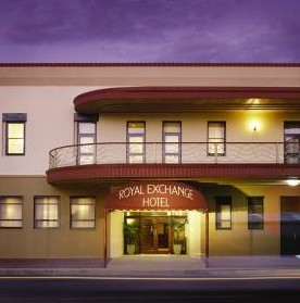 Royal Exchange Hotel - Tourism Canberra