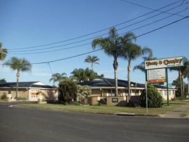 Town and Country Motor Inn Tamworth - Tourism Canberra