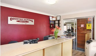 Country Capital Motel - Tourism Canberra