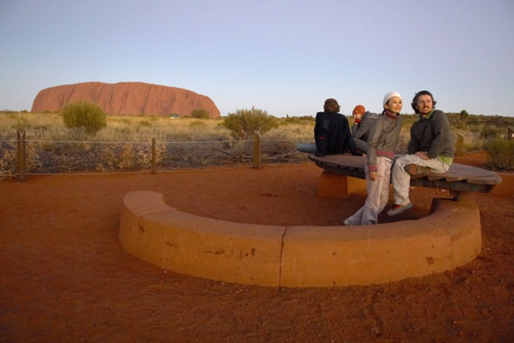 Ayers Rock - Outback Pioneer Lodge - Tourism Canberra