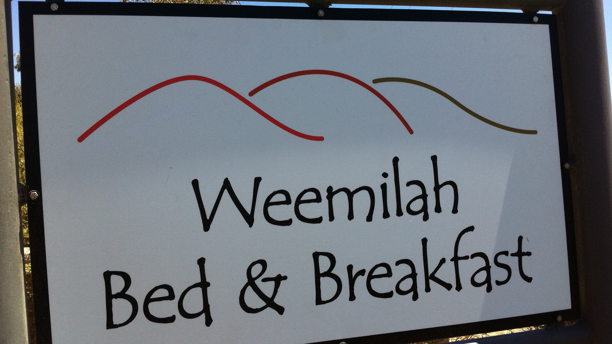 Weemilah Bed and Breakfast - Tourism Canberra
