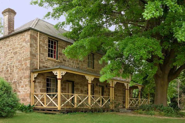 Old Stone House The - Tourism Canberra