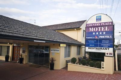 Quality Inn Country Plaza Queanbeyan - Tourism Canberra