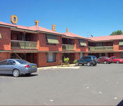 Poets Recall Motel - Tourism Canberra
