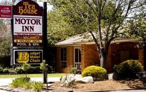 Tea House Motor Inn - Tourism Canberra