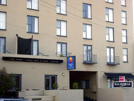 Best Western Balmoral on York - Tourism Canberra